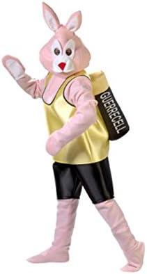 Disfraz de Conejo Duracell para Adulto: Amazon.es: Juguetes y juegos