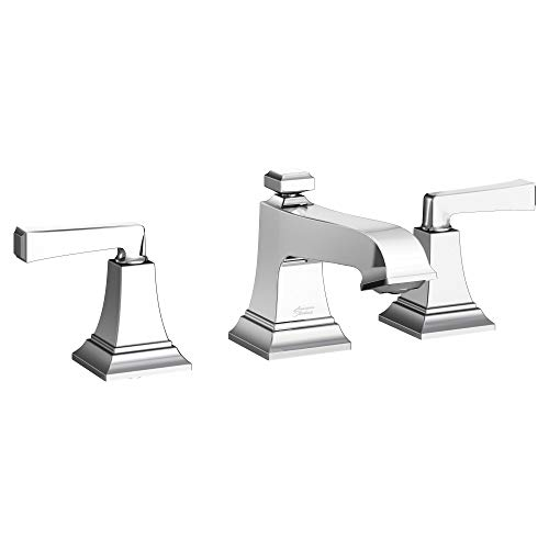 - American Standard 7455801.002 Town Square S Widespread Faucet with 1.2 GPM, Polished Chrome
