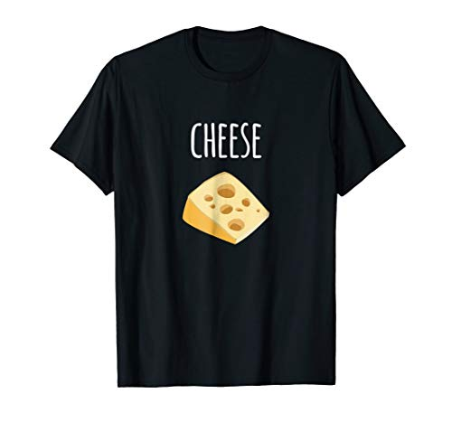Mac And Cheese T-Shirt Couples Halloween Costumes -