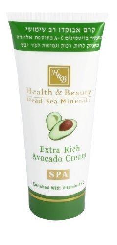 Health & Beauty Extra Rich Avocado Cream