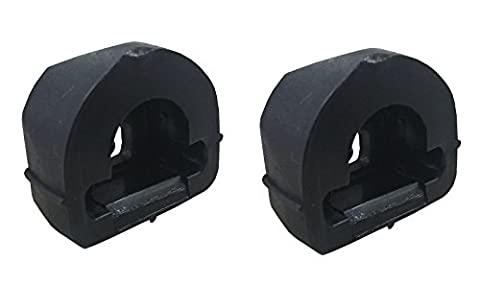 (2) 886137 Porter Cable NOSE CUSHION for FN250A Finish Nailer Genuine OEM (Korg Mp3)