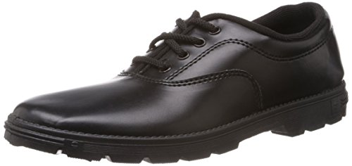 Prefect (from Liberty) S/Boy Black EVA Formal Shoes - 7 kids UK