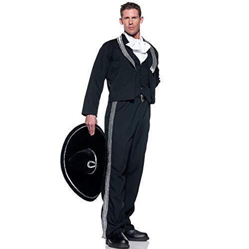 Men's Mariachi Musician Costume - Standard Size]()