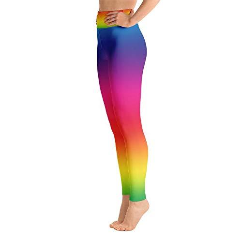 Rainbow Leggings Women (Medium) by Rainbow Leggings (Image #2)