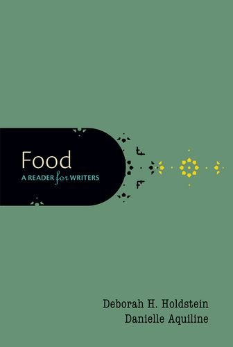 Food:Reader For Writers