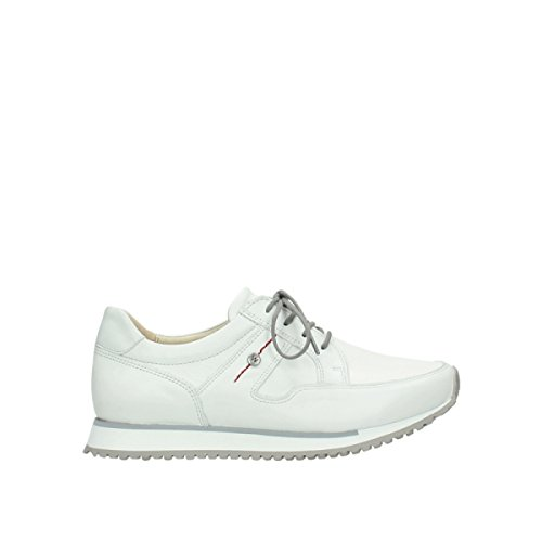 Comfort Wolky Leather e White Trainers 70100 Walk Sr6rqdwR