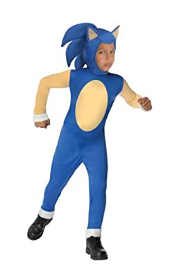 Sonic Generations Sonic The Hedgehog Costume - Small from Rubies