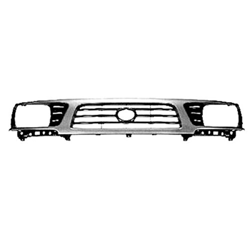 OE Replacement Toyota Tacoma Grille Assembly (Partslink Number TO1200198) 1996 Toyota Tacoma Grille