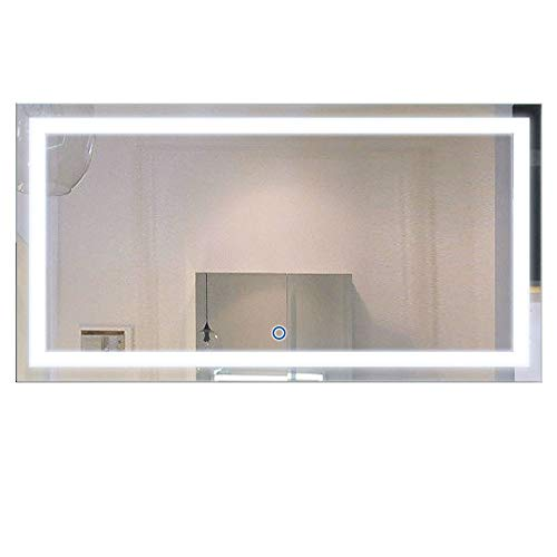 Wall Mounted Lighted Vanity Mirror Led in US - 2