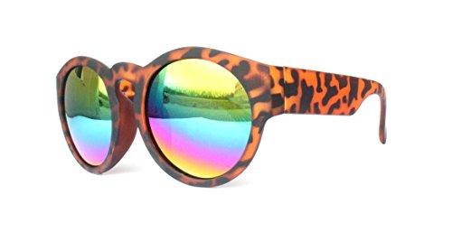 de Gafas de verano colecci redondas Rudne Nueva Gafas sol BxPOFxf