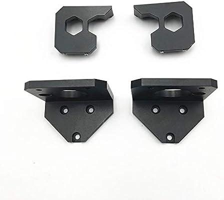 Prusa i3 MK3 Impresora 3D Mejora de aluminio Juego de montaje en Z ...