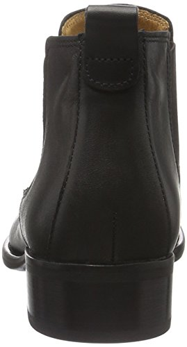 Gabor Shoes Fashion, Botas Chelsea para Mujer Negro (Schwarz 27)