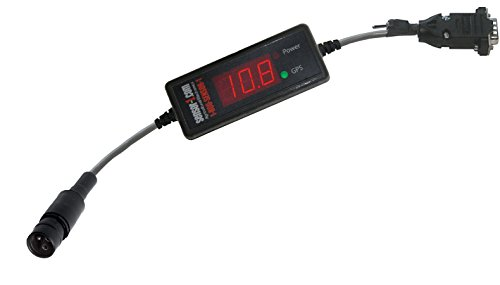 Sensor-1 DS-GPSAPD-H Male DB9 Connector to Cannon Sure Se...