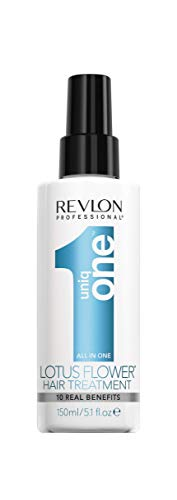 Revlon Uniq One Lotus Flower Hair Treatment for Women Treatment, 5.1 -