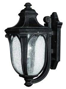 (Hinkley 1314MO Traditional One Light Wall Mount from Trafalgar collection in)