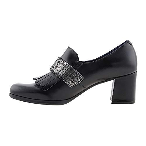 Zapatos Zapatos Tolino Piel Piel Negro Tolino 6wECxq
