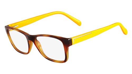 FENDI Eyeglasses 1036 218 Blonde Havana - Eyeglasses Fendi
