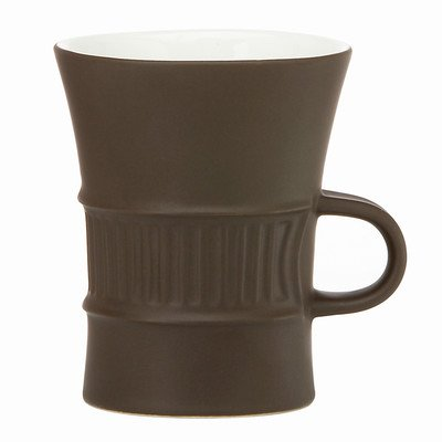 Flamestone Brown 8 oz. Cup [Set of - Safe Mug Dishwasher Dansk
