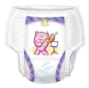 - Curity Training Pants, Size (3T/4T, Girl)