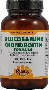Country Life - Glucosamine Chondroitin, 90 capsules