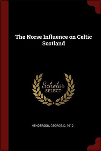 The Norse Influence on Celtic Scotland