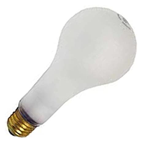 Damar 28822 - 200A23/99/IF/SS 130V 03216A Rough Service Safety Coated  Standard Light Bulb