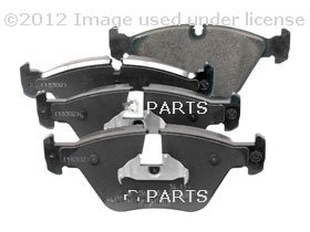 BMW Genuine Front Brake Pads for E46 3 Series M3 (1999 - 2005)