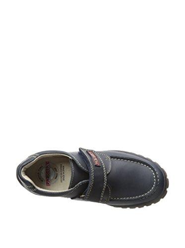 Pablosky 662822 chaussure velcro enfant Bleu Marine