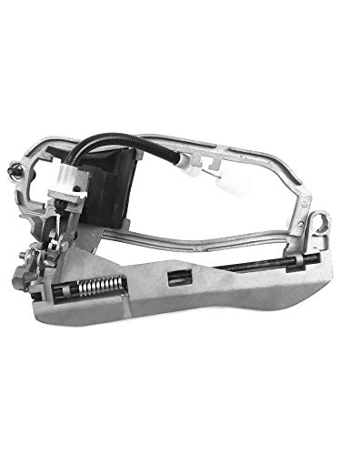 Beasteel Outside Exterior Front Right Hand Door Handle Carrier Fits BMW X5 2000, 2001, 2002, 2003, 2004, 2005, 2006 Replaces# 51218243616
