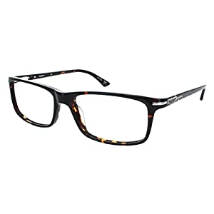 Hackett London Large Fit HEK1130 Mens Eyeglass Frames - Tortoise