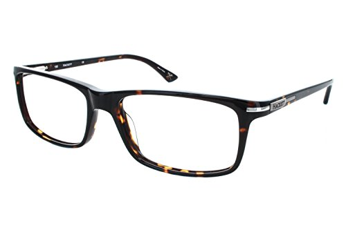 Hackett London Large Fit HEK1130 Mens Eyeglass Frames - Tortoise