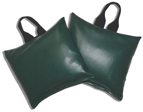 Patient Positioning Sandbags - Set of 2 Sandbags, 20-lb 12'' x 14'', Available in 6 Colors