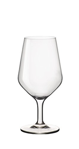 (Bormioli Rocco Electra Multipurpose Glasses, Set of 6)