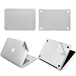 """TY AB Face Scratch-Resistant Metal Full Body Skin Guard for 13.3""""/ 15.4"""" MacBook Pro , 15.4"""""""