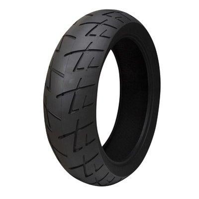 180/55ZR-17 (73W) Shinko 009 Raven Rear Motorcycle Tire for Honda CBR600RR 2003-2017