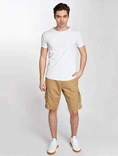 solid Shorts short amp; Pantalons Cargo Homme Gael 1pxnrwqzT1