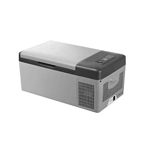 15 Liter Portable Compressor Refrigerator, Freezer Cooler/Car Refrigerator-12v/24v Dc / 220v Ac for Trucks/Travel(Size: 57x32x26cm / 22.4 12.6 10.2inch)