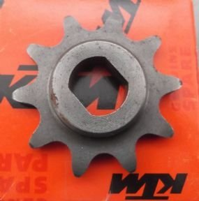 KTM 50 MINI//JR//SX//PRO 2002-2008 FRONT SPROCKET 13 TOOTH 45133029013