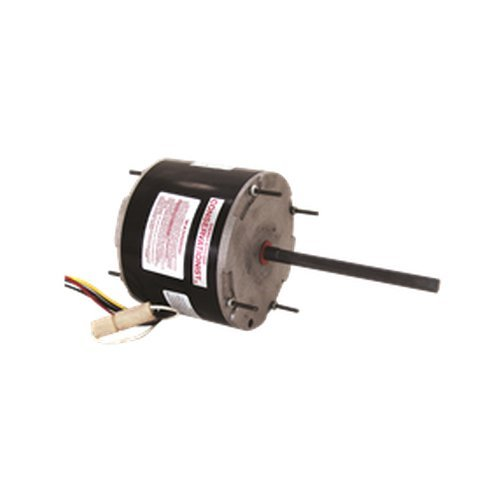 Century FEH1056SF Heatmaster Condenser Fan Motor, 460 Volts, 1.5 Amp, 1/2 Hp, 1,075 Rpm