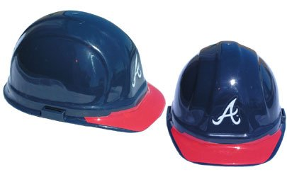 WinCraft Atlanta Braves Hard Hat 1