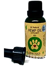 All Natural Hemp Oil for Dogs