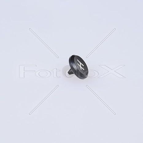 Fotodiox Pro Shutter Release Button for Hasselblad Camera Silver