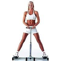 Leg Magic Pulse - Fitness Leg Pulse - Nouveau modèle, amélioré, avec le Power Block Riser