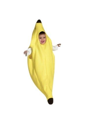 Banana Bunting Costume (3-9 Months) -