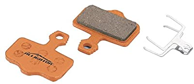 Alligator Organic MTB Bike Disc Brake Pads for Avid Elixir/Sram (1 Pair)