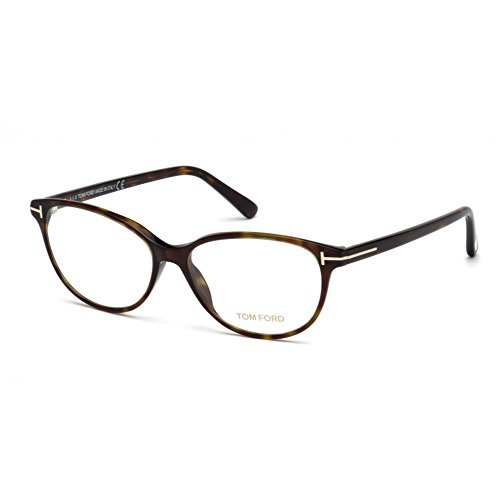 TOM FORD FT5421 052 OCCHIALE DA VISTA AVANA EYEGLASSES BRILLE NEW NUOVI - Optical Brillen