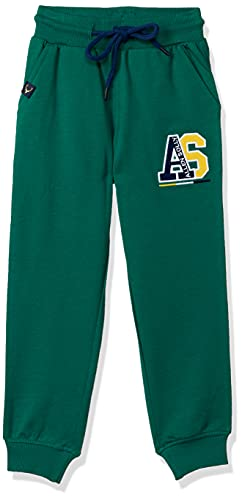 Allen Solly Junior Boy's Boyfriend Regular Track Pants