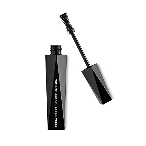 KIKO MILANO - Extra Sculpt Volume Mascara Black for Fuller-Looking Lashes With a Panoramic Effect | Designer Packaging | Cruelty Free | Hypoallergenic Mascara | Professional Makeup | Made in Italy