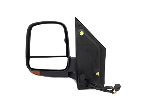 OE Replacement Chevrolet Van//GMC Savana Driver Side Mirror Outside Rear View Partslink Number GM1320397