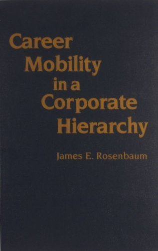 Career Mobility in a Corporate Hierarchy